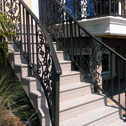 Exterior Railings in Lakewood Ranch Florida