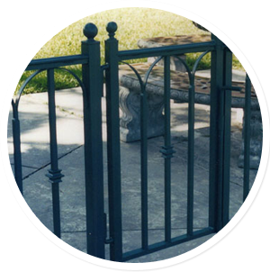 Custom fences in Sarasota Florida